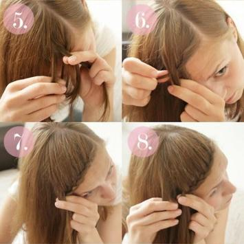 Braided Hairstyle Tutorials screenshot 3