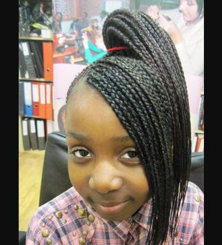 Braid Hairstyle for Black Girl screenshot 4