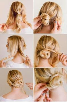 Braid Hairstyles Tutorial apk screenshot
