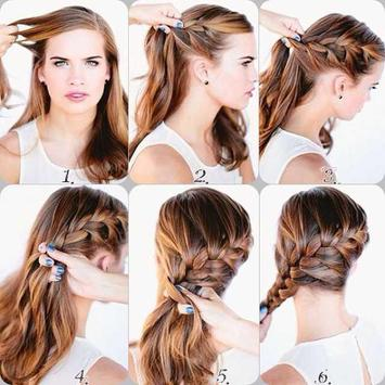 Braids Hairstyle (Step by Step) poster