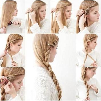 Braids Hairstyle (Step by Step) screenshot 1