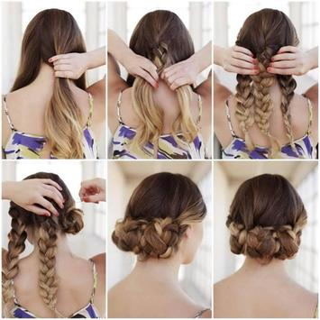 Braids Hairstyle (Step by Step) screenshot 3