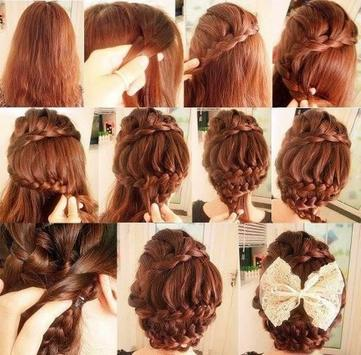Braids Hairstyle (Step by Step) screenshot 4
