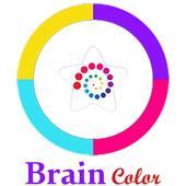 Brain Color icon