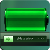 Go Locker Green Lockerscreen icon