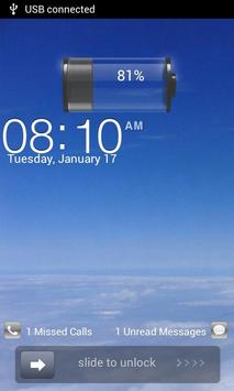 Go Locker Sky Style apk screenshot