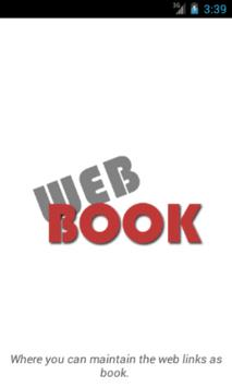 Web Book poster