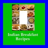 Indian Breakfast Recipes icon