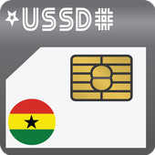 Ghana USSD Codes Dialer - All Networks icon