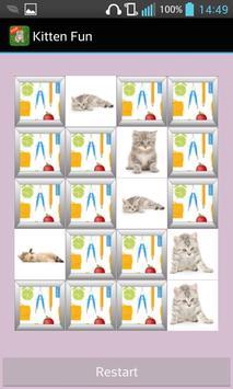 Kitten Games for Girls - Free screenshot 4