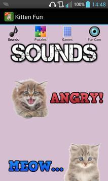Kitten Games for Girls - Free poster