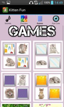 Kitten Games for Girls - Free screenshot 17