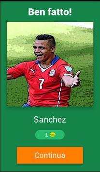 Jeu Devine le Footballeur screenshot 1
