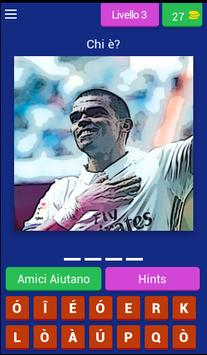 Quiz Calcio Giocatori screenshot 3