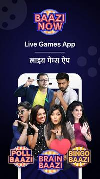 Live Quiz Games App, Trivia & Gaming App for Money poster