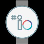 #io16 WatchFace icon