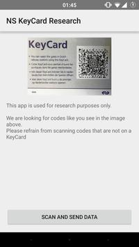 NS KeyCard Research poster