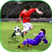 Real Soccer World Cup Hero- Football Playoffs 2018 icon