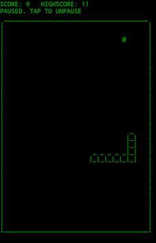 ASCII Snake screenshot 3
