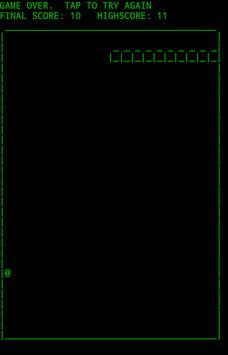 ASCII Snake screenshot 4