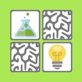 Convolution: Brain challenges icon