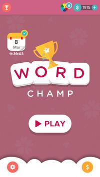 Word Champ poster