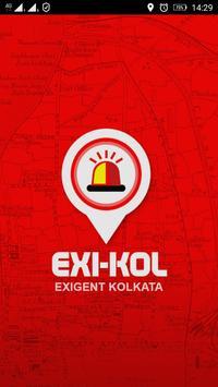 Exigent Kolkata poster