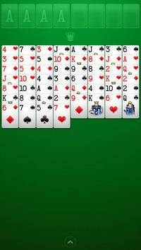 FreeCell Solitaire poster