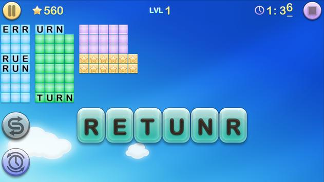 Jumbline 2 - word game puzzle poster