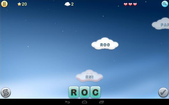 Jumbline 2 - word game puzzle apk screenshot