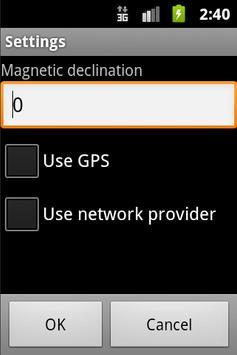 Dashboard Compass 3D screenshot 1