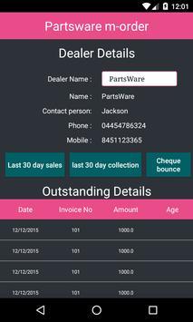 PartswareMorder poster