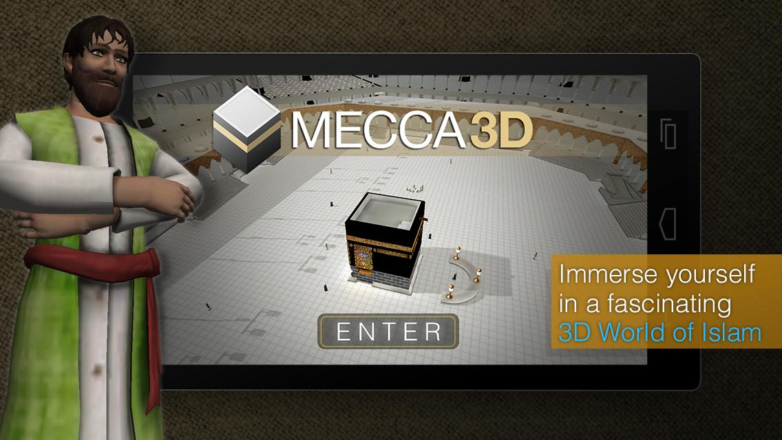 Mecca 3D - A Journey To Islam for Android - APK Download