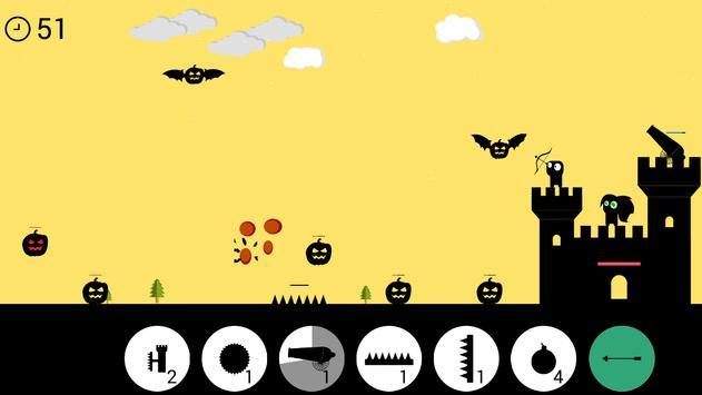 Pumpkin Attack apk screenshot