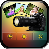 DSLR HD Camera Full Photo icon