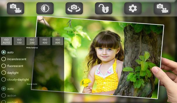 DSLR HD Camera Full Photo apk screenshot