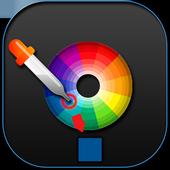Live Photo Color Picker Camera - Color Code Reader icon