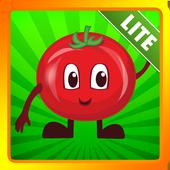 Veggie Kids: Learn Vegetables icon