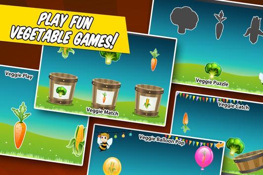 Veggie Kids: Learn Vegetables screenshot 3