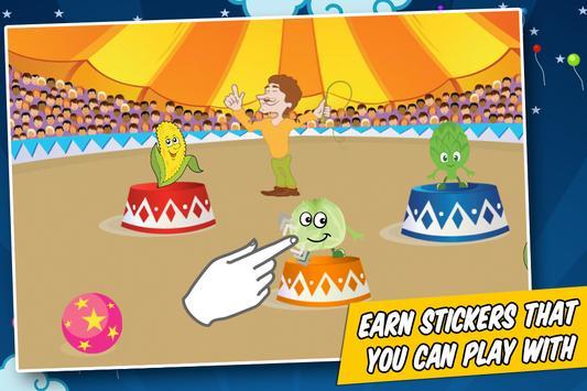 Veggie Kids: Learn Vegetables screenshot 4