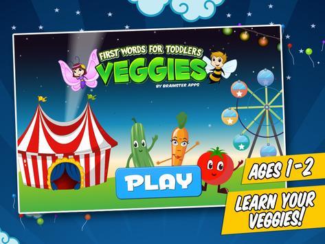Veggie Kids: Learn Vegetables screenshot 5