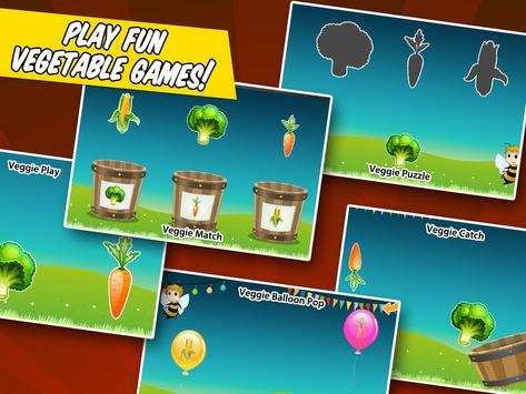 Veggie Kids: Learn Vegetables screenshot 8