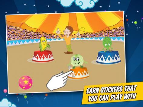 Veggie Kids: Learn Vegetables screenshot 9