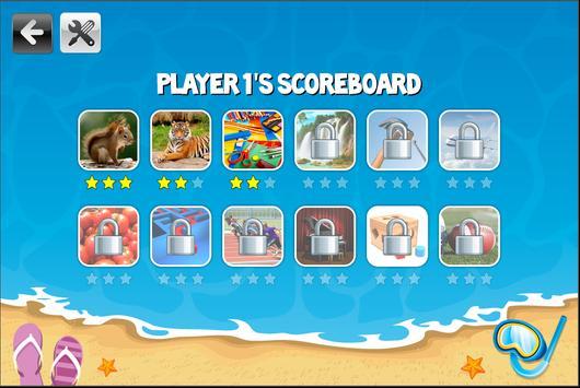 Preschool Kids Flashcards Free screenshot 1