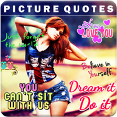 Picture Quotes icon