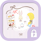 Afternoon tea Protector Theme icon