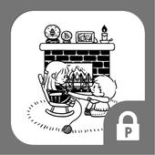 Emily&Jason(knitting)Protector icon