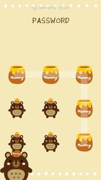 Honey Bear protector theme poster