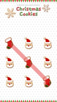 Christmas cookie Protector poster