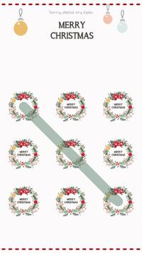 Christmas Wreath Protector poster